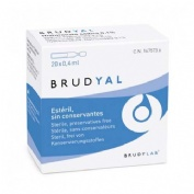 Brudyal solucion humectante (0.4 ml 20 monodosis)