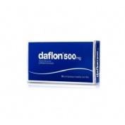 DAFLON 500 MG COMPRIMIDOS RECUBIERTOS CON PELICULA, 30 comprimidos
