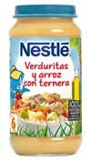 NESTLE ARROZ Y TERNERA (250 G)
