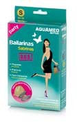 AQUAMED ACTIVE BAILARINAS SOS (2 U T- S)