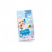 Babero infantil - chelino fashion & love (10 baberos)